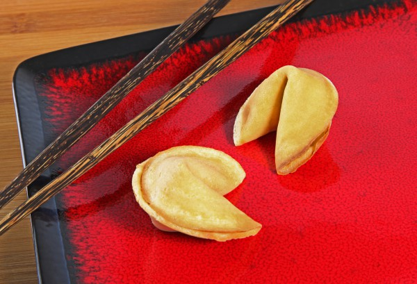 Рецепт                  Китайский Новый год 2015: Печенье с предсказаниями