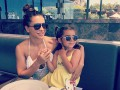 Ани Лорак с дочкой отдыхают в Турции