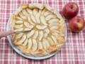 Как приготовить яблочный пирог из слоеного теста