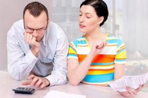 Скупость одного из супругов значительно осложняет отношения.