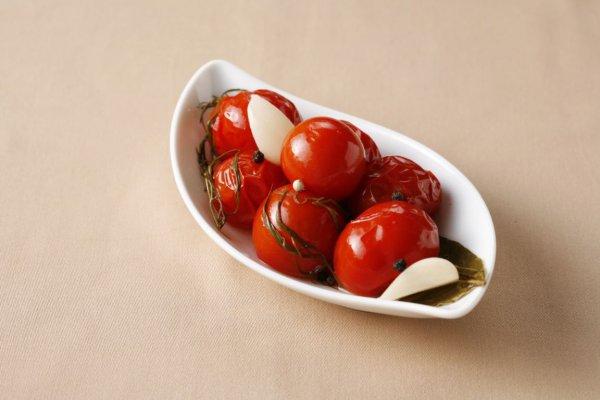 Рецепт                  Соленые помидоры: тонкости м нюансы приготовления