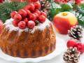 Рождественский кекс: Три вкусные идеи