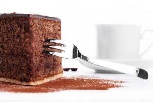 Шоколадный бисквит в чашке за 5 минут