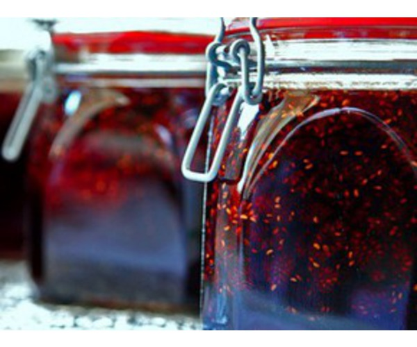 Рецепт                  Малиновое варенье
