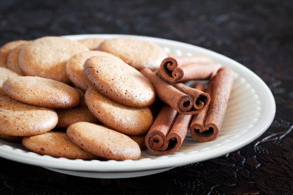Рецепт                  Печенье с кофе и корицей