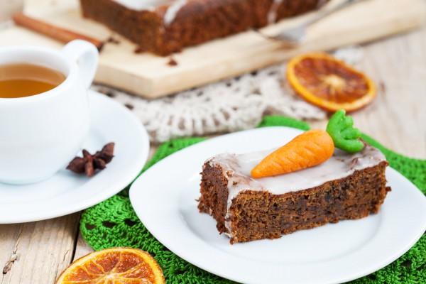 Рецепт                  Классический морковный пирог