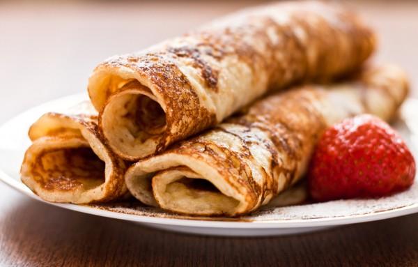 Рецепт                  Постный завтрак: Гречневые дрожжевые блины