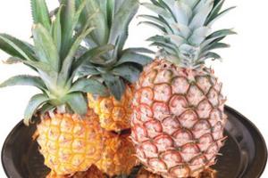 Выбираем вкусный ананас