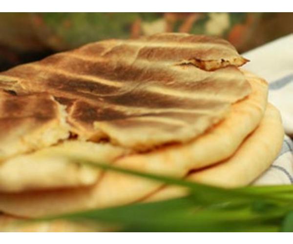 Рецепт                  Быстрый чесночный хлеб