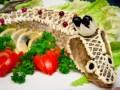 Новогодние рецепты: Фаршированная рыба