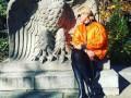 Рената Литвинова уехала с Земфирой в США
