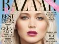 Дженнифер Лоуренс снялась в нежной фотосессии для Harper's Bazaar