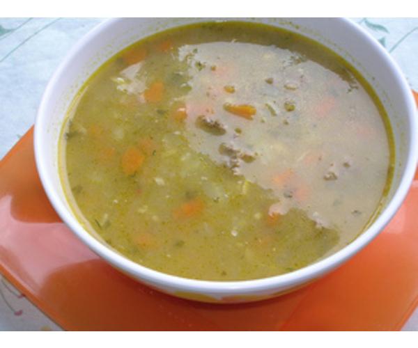 Рецепт                  Шотландский перловый суп
