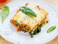 Лазанья со шпинатом: Три вкусные идеи