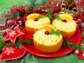 Новогодние рецепты: Сырный салат с апельсинами