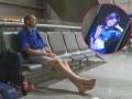 Мужчина 10 дней прождал в аэропорту виртуальную подругу