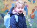 Стало известно, как принца Джорджа зовут в детском саду