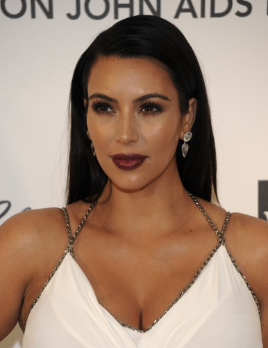 Kim kardashian eye makeup 2