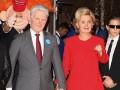 Кэти Перри и Блум перевоплотились в Хиллари и Билла Клинтон