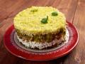 Салат на Новый год: Рецепт с печенью трески