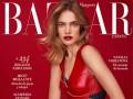 Наталья Водянова украсила страницы испанского Harper's Bazaar