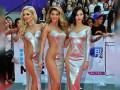 Девушки из группы ВИА Гра пришли на премию МУЗ-ТВ 2015 в откровенных нарядах