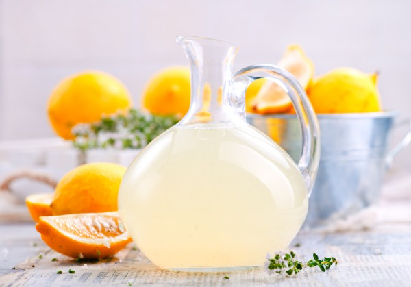 Ликер лимончелло на водке