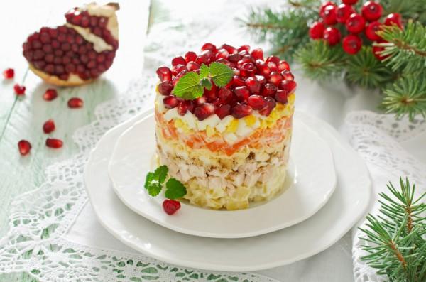 Салат с помидорами и рисом на зиму