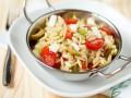 Греческий пасхальный салат Орзо