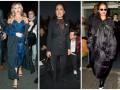 Неделя моды в Париже: Кардашян, Хайек и Рианна