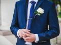 Как выбрать свадебную бутоньерку