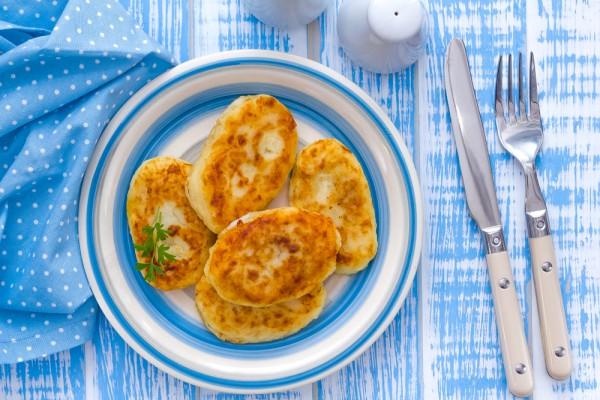Рецепт                  Картофельные зразы с мясом и рисом