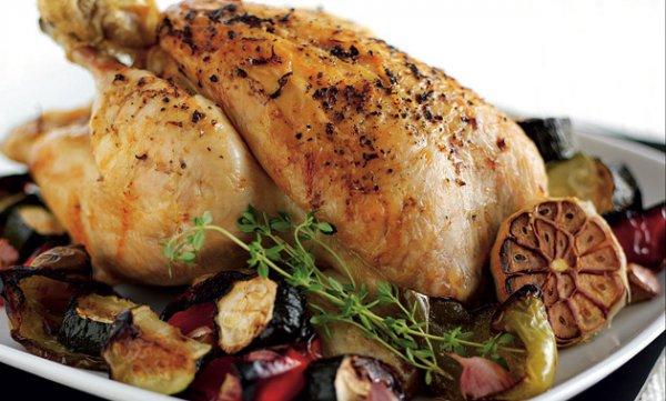 Рецепт                  ТОП-5 рецептов запеченной курицы