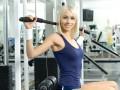 Упражнение для красивой осанки и плоского живота