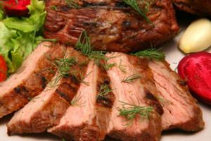 Буженина - это мясо, запеченное одним куском