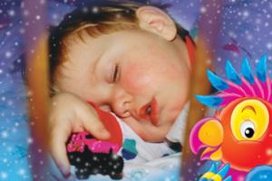 Сколько нужно спать малышу?