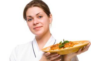 От правильного питания зависит самочувствие человека