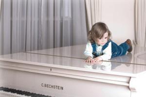 Музыка помогает ребенку развиваться