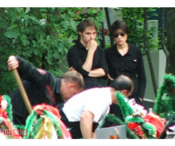 фотографии с похорон: