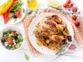Блюда на Рождество: ТОП-5 рецептов запеченной курицы
