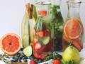 ТОП-5 ингредиентов для приготовления детокс-напитков