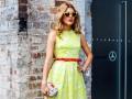 В стиле Миньонов: ТОП-10 образов в желтых платьях