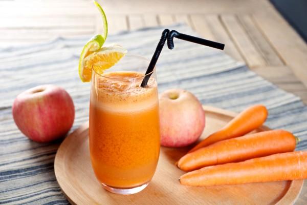 морковь очищения организма