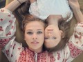 Дочка Веры Брежневой надела вышиванку