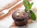 Как приготовить шоколадные кексы без муки