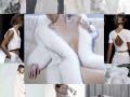 10 способов носить белый цвет осенью