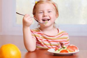 Может ли ребенок быть вегетарианцем