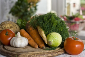 Диета по сезону – овощная диета