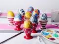 Как красить яйца на Пасху красками