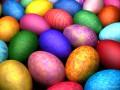 Способы окрашивания пасхальных яиц